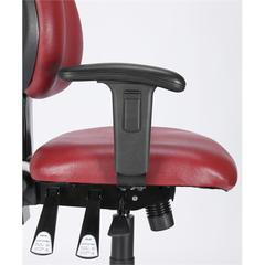 OFM Adjustable Arms For Model 118-2, 105, & 119 Task Chairs, Set of 2