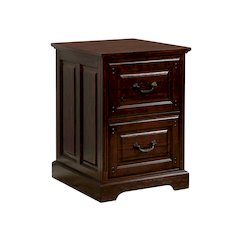 Gavino Transitional Style File Cabinet