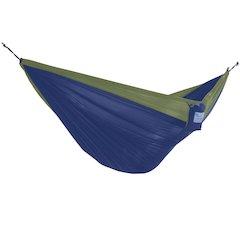 Parachute Hammock - Double (Navy/Olive)
