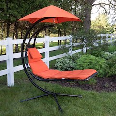 The Original Dream Chair ™- Orange Zest