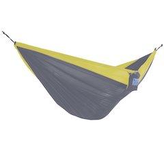 Parachute Hammock - Double (Grey/Yellow)