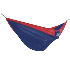 Parachute Hammock - Double (Navy/Red)