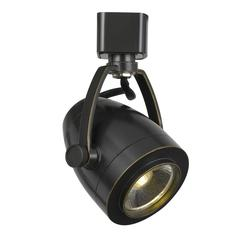 12W intergrated LED track fixure, 960 lumen, 3000K