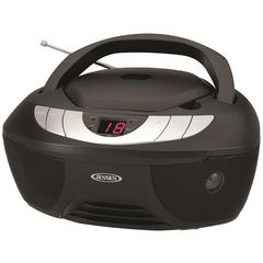 Jensen Portable Stereo CD Player with AM/FM Radio