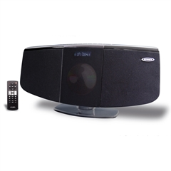 Jensen Wall Mountable Bluetooth Digital CD Music System