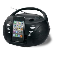 Jensen Portable Docking Station Music System for iPod/iPhone