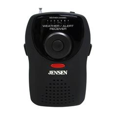 Jensen Portable Weather Receiver, NOAA Alert Indicator