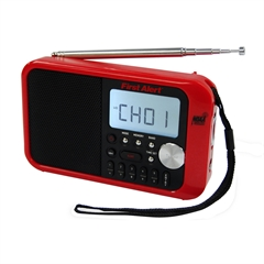 First Alert AM/FM Weather Band Digital Radio