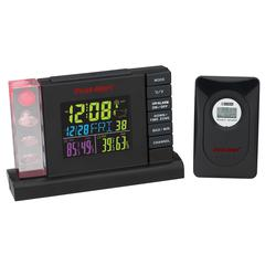 Radio Controlled Weather Station Alarm Clock