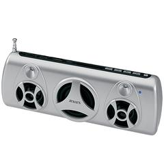Portable Stereo Speaker with FM Radio