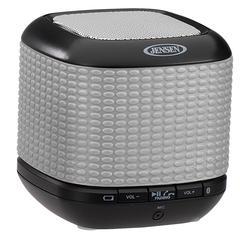Portable Bluetooth Wireless Speaker - Silver