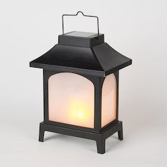 Flaming Lights Stove LED Lantern