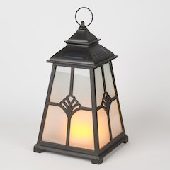 Flaming Lights Lighthouse LED Lantern