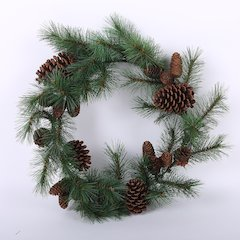 24in Decorative Wreath