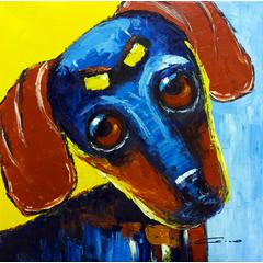 Dog 1 Wall Art