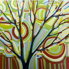 Trees 3 Wall Art