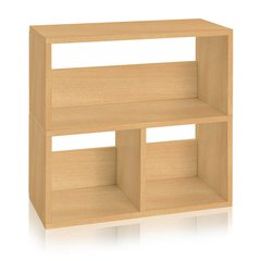 Eco Friendly Collins Cubby Organizer, Natural