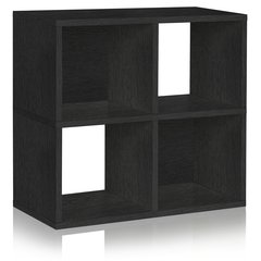 Eco Friendly Quad Cube, Black