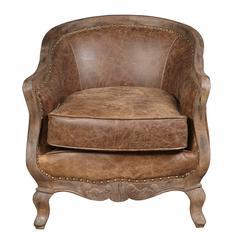 Sloane Wood Frame Arm Chair