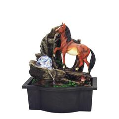 Table Fountain - Horse