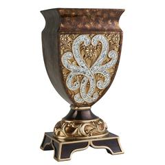 "15.25""H Chandra Decorative Vase"