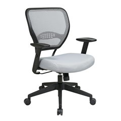 Office Star Shadow AirGrid® Back and Shadow Mesh Seat