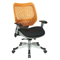 Unique Self Adjusting Tang SpaceFlex Back Managers Chair