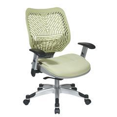 Unique Self Adjusting Kiwi SpaceFlex Back Managers Chair