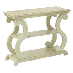Ashland Console Table in Antique Celedon Finish