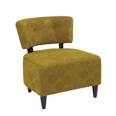 Boulevard Chair in Blossom Green