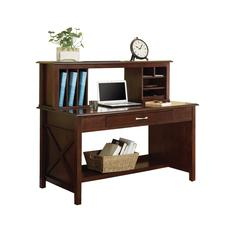 Adeline desk and hutch