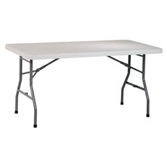 Office Star 5' Resin Multi Purpose Table