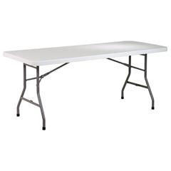 Office Star 6' Resin Multi Purpose Table