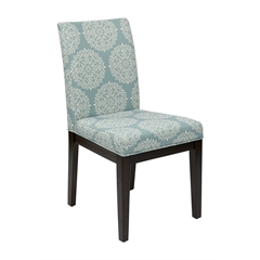 Office Star Dakota Parsons Chair in Gabrielle Sky