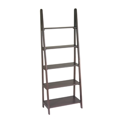 Office Star Ladder Bookcase