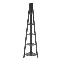 Office Star Corner Ladder Bookcase