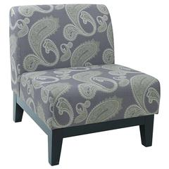 Glen Chair in Sweden Amethyst