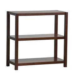 "Hampton Bookcase (30"" height) in Espresso Finish"