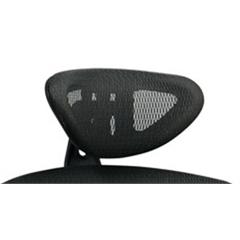 Office Star Black ProGrid® Headrest (Headrest Fit 511343)
