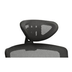 Black ProGrid Headrest (Headrest Fit 511343)