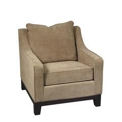 Regent Chair in Easy Brownstone