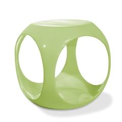 Office Star Slick Cube in Green