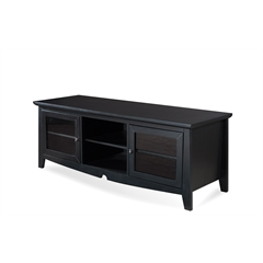 "Office Star 60"" TV Stand in Black"