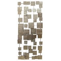 Stratton Home Décor Geometric Tiles Wall Décor
