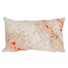 """Liora Manne Visions III Elements Indoor/Outdoor Pillow Orange 12""""X20"""""""