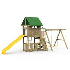 Great Escape Factory Built Starter Play Set