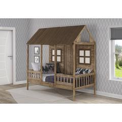 Twin Front Porch Low Loft