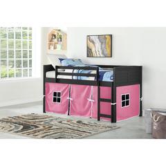 Twin Louver Low Tent Loft/Pink