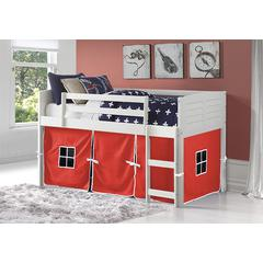 Twin Louver Low Tent Loft/Red