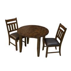 "Mason 60"" Oval Table, with (1) 18"" Leaf"